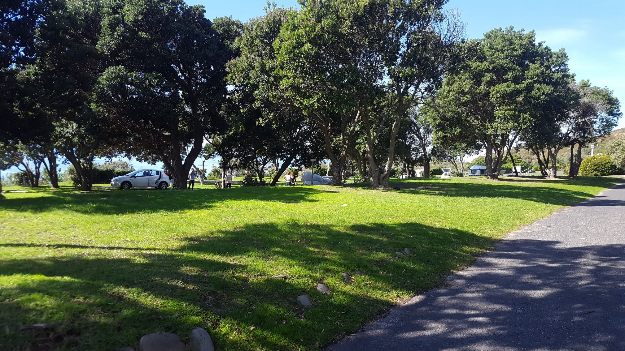 Miller\'s Point Caravan Park, Cape Town | Love Camping