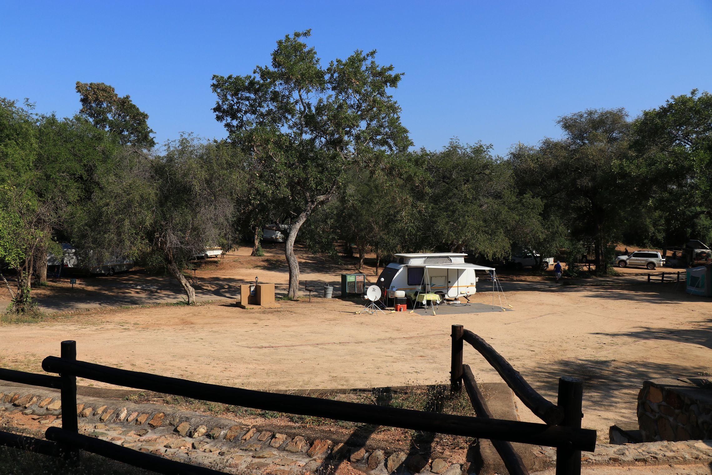 Skukuza Rest Camp, Kruger National Park   Love Camping