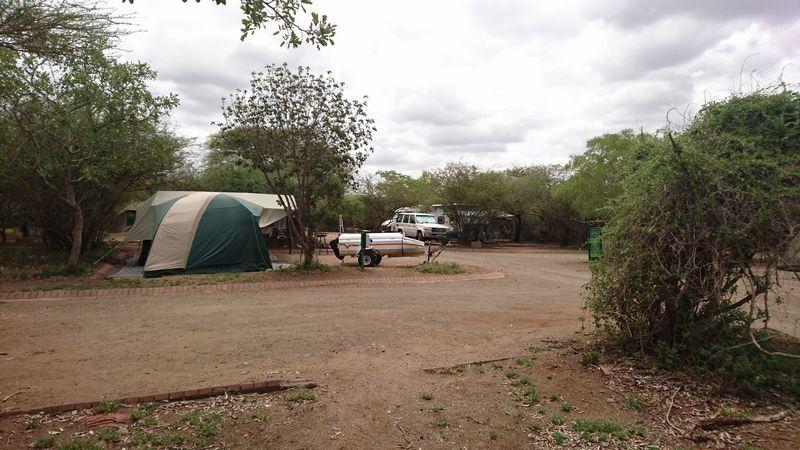 Lower Sabie Rest Camp Kruger Park Love Camping