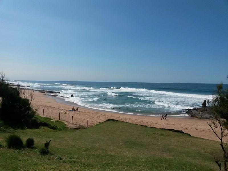 South Coast Beach Campsites